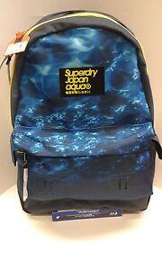 Zaino americano SUPERDRY JAPAN AQUA Florida Montana Backpack