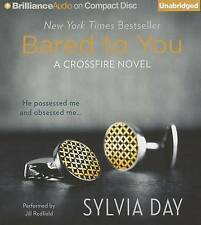 Redfield, Jill : Bared to You (Crossfire Novels) CD Expertly Refurbished Product