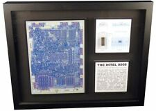 The Intel 8008 - The World's First 8-bit Microprocessor