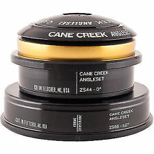 Cane Creek AngleSet Tapered Zs44-zs56/30 Kit Black. HUGE Saving