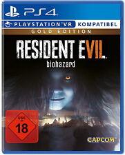 Resident Evil 7 Biohazard - Gold Edition (Sony PlayStation 4, 2018)