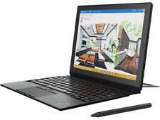 ThinkPad X1 (20GG001VUS) Intel Core M5 6Y57 (1.10 GHz) 4 GB Memory 128 GB SSD In