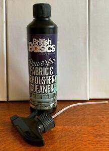 Fabric & Upholstery Cleaner Settee Sofa Armchair Furniture Stain Remover Clean