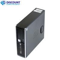 HP Elite 8200 SFF Desktop Computer PC Intel i5 8GB 250GB Windows 10 Home Wifi