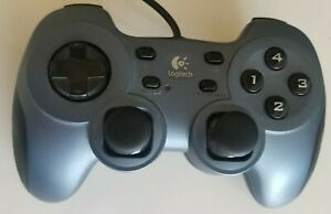 Logitech RumblePad 2 Gamepad Used In Excellent shape, It works I tested it!