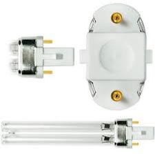 Hozelock Cyprio BioForce 1000 CF9DS 9 Watt, 9 Watt UV (UVC) G23 UV Bulb Lamp