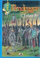 JDR RPG JEU DE ROLE / PENDRAGON DEUXIEME EDITION L'ENFANT ROI