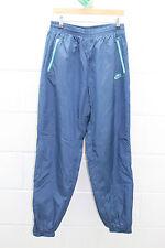 VINTAGE NIKE 1990S TRACKSUIT TRACKY BOTTOMS TROUSERS SHELLSUIT SHELL PANTS L 73