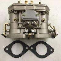 44IDF Carburetor Chrome alcohol For Bug/Beetle/VW/Fiat/Porsche solex weber fajs