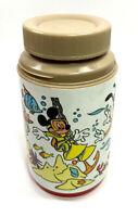 Aladdin Disney Mickey Mouse Donald Duck Goofy Pirate Aladdin Thermos no cup 8oz