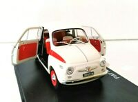 Model Car Fiat 500 Sport Abarth Scale 1/24 diecast modellcar Static Age