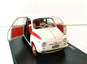 Model Car Fiat 500 Sport Abarth Scale 1/24 diecast modellcar Static Age