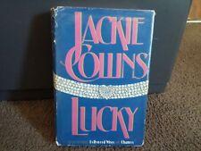 Lucky by Jackie Collins HC/DJ