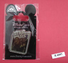 STAR WARS PINS - DISNEY PARKS - COLLECTOR - ORIGINAL PIN'S - CHEWBACCA - R 4441