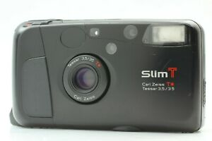 [EXCELLENT+5] Kyocera Slim T Yashica T4 35mm Compact Film Camera From JAPAN