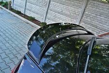 Dachspoiler Ansatz schwarz Heckspoiler Skoda Octavia 3 RS Spoiler Dach Aufsat 5E