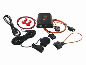 Bluetooth A2DP USB AUX adapter for Mercedes Benz NTG 1 2 COMAND APS Audio 20 50