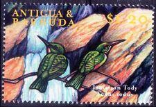 Antigua & Barbuda 2000 MNH, Birds, Jamaican Tody -D2