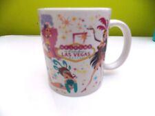 Welcome to Las Vegas Show girls Dance Mug Coffee Cup