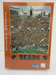 Vintage 1994 Chicago Bears NFL 1994 Puzzle - NEW & SEALED