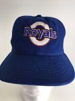 VINTAGE New Era OMAHA ROYALS MINOR LEAGUE BASEBALL HAT CAP Size 7 Rare wow