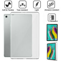 For Samsung Galaxy Tab S5e 10.5/Galaxy TabA 10.1 Shockproof Clear TPU Case Cover