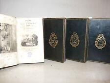 Legatura di Pregio - Paris 1851 con Incisioni  Storia Naturale Fisica Chimica
