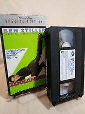 Zoolander (VHS, 2002)Special Edition Will Ferrell, Owen Wilson, Ben Stiller