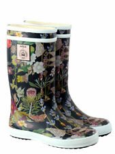 Aigle Kids Lollypop Kew Gardens Design Wellington Boots