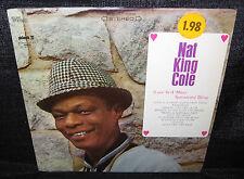NAT KING COLE Love Is A Many Splendored Thing (Original 1966 U.S. 10 Track LP)