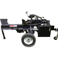 Splitting Edge 30-Ton Honda-Powered GX390 Horizontal Gas Log Splitter w/ Hydr...