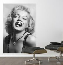 Marilyn Monroe giant wall art wall mural poster 117x175cm black and white