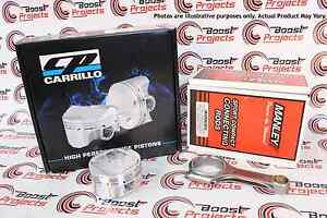 CP Pistons Manley Rods For Honda Civic B16A Bore 81mm 10.5:1 CR SC7100 / 14012-4