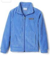 NWT Colombia Benton Springs Full ZIP Fleece Jacket