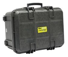 Utility Trunk Shotgun Trolley Case Wheels Hard Box Cover Carry Storage Hunting