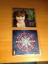 Who Wants To Be A Millionaire/Susan Boyle : Someone To Watch Over Me(CdRom&CD)