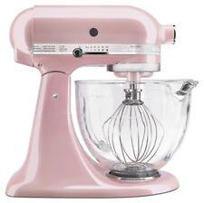 KitchenAid 5-Quart Artisan Design Series Tilt-Head Stand Mixer | Silk Pink