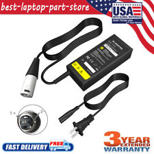 24V 2A Battery Charger fr Electric Pride Mobility Wheelchair Scooter Skip Bike L