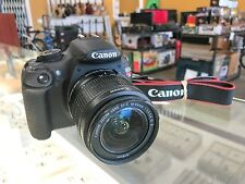 Mint Canon Rebel T5 Slr Camera w/ Ef-S 18-55mm Is Ii Lens (2 Lenses)