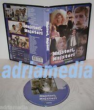 MAJSTORI DVD 1980 Best film Goran Markovic Balkan Jugoslavija Zoran Simjanovic