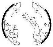 Fiat Punto 99-06 Models Without ABS New Rear Brake Shoes