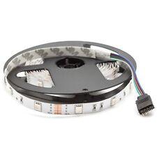 LED RGB Streifen Band Leiste 12V, 500cm, 30 LEDs/m (150 Stk.), IP20