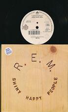 "REM 45 TOURS 7"" GERMANY SHINY HAPPY PEOPLE"