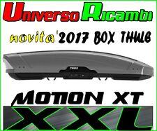 Box Da Tetto Thule Motion XT (XXL) TITAN Lucido 610 Litri