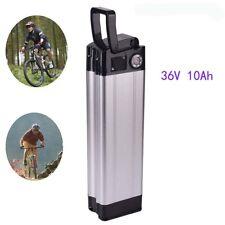 36V 10Ah Li-ion Battery fit 200-350W Electric Bike Scooter Bottom Discharge Us
