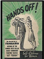 HANDS OFF! SELF-DEFENCE FOR WOMEN