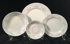 Silverie Fine China SAPPHIRE 24 Pieces Service for 6