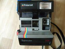 Polaroid Sofortbildkamera Supercolor 635 LM Programm für 600 Filme Top Kult
