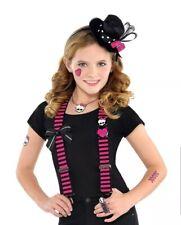 Monster High Halloween Costume Creeperific Suspenders Monster High Accessories