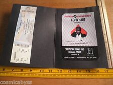 Kevin Hart Aces of Comedy Mirage Las Vegas VIP ticket 2010